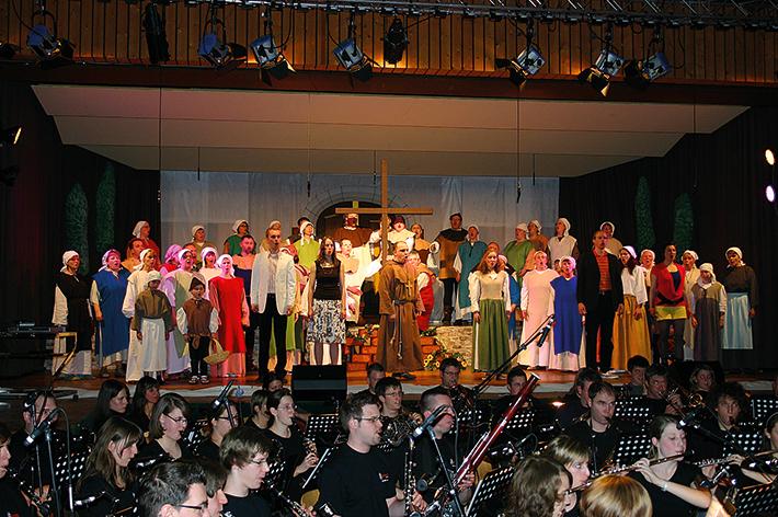 Franziskus - das Musical