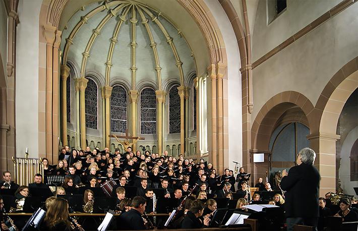 'Requiem von und mit Rolf Rudin