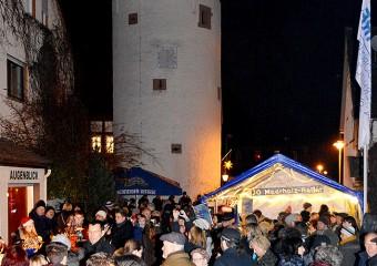 Weihnachtsmarkt in Meerholz