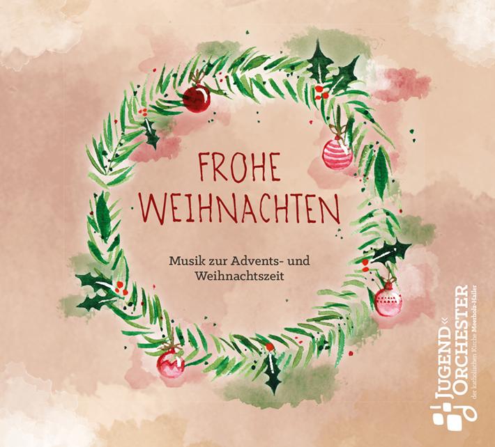 Cd Weihnachten.Weihnachts Cd Und Konzertkarten Jugendorchester Meerholz Hailer
