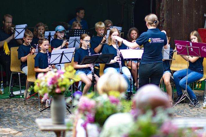 Das Vororchester